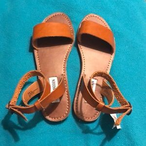 New with tags, Steve Madden sandals